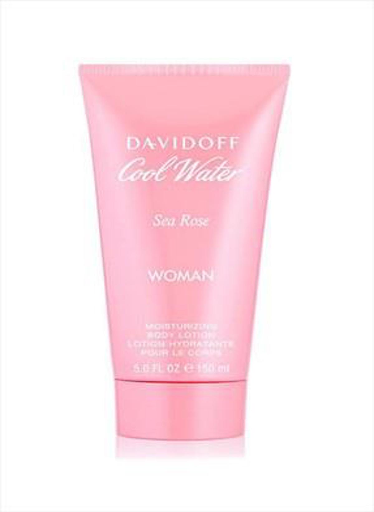 Kadın Davidoff Cool Water Sea Rose 150 Ml Vücut Losyonu